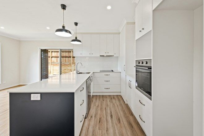 Picture of 1/241a Mackenzie Street, CENTENARY HEIGHTS QLD 4350