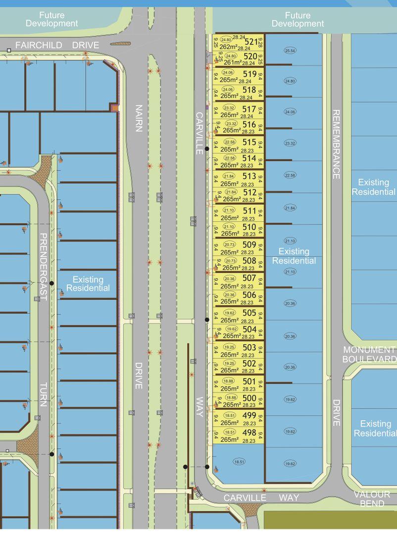 LOT 499 Carville Way, Baldivis WA 6171, Image 1