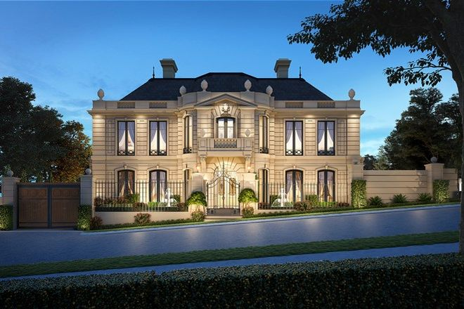 Picture of 50-52 Heyington Place, TOORAK VIC 3142