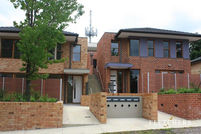 Picture of 3/6-8 Carrington Street, BALWYN NORTH VIC 3104