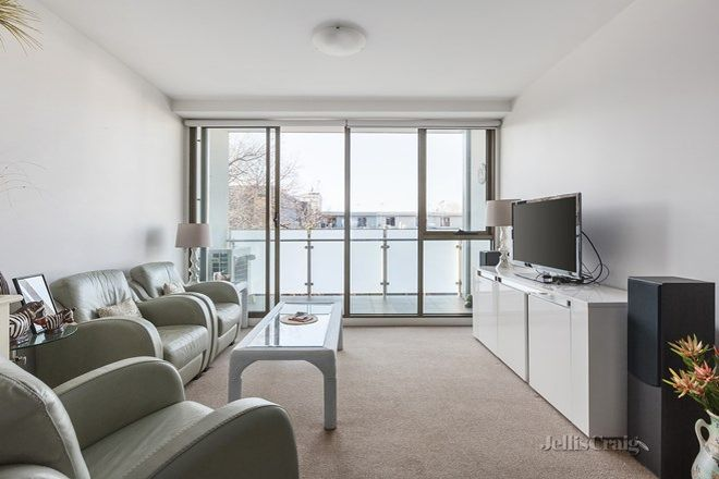 Picture of 207/353 Napier Street, FITZROY VIC 3065