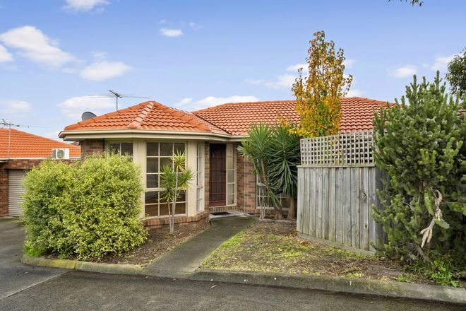 Picture of 1/4 Hourigan Avenue, CLAYTON VIC 3168