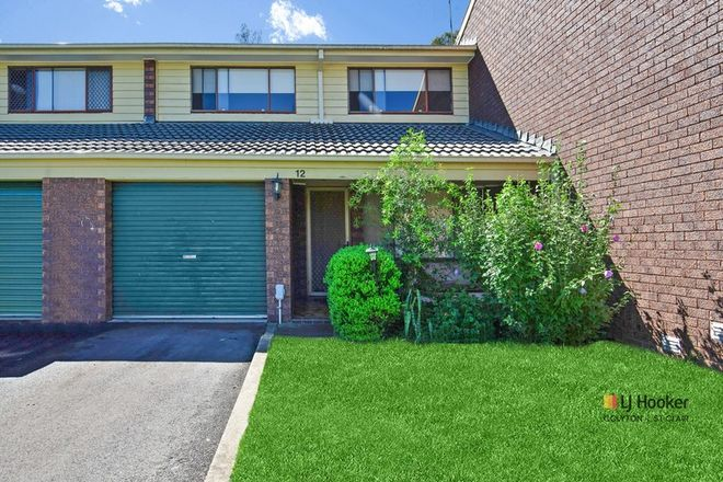 Picture of 12/1 Noela Place, OXLEY PARK NSW 2760