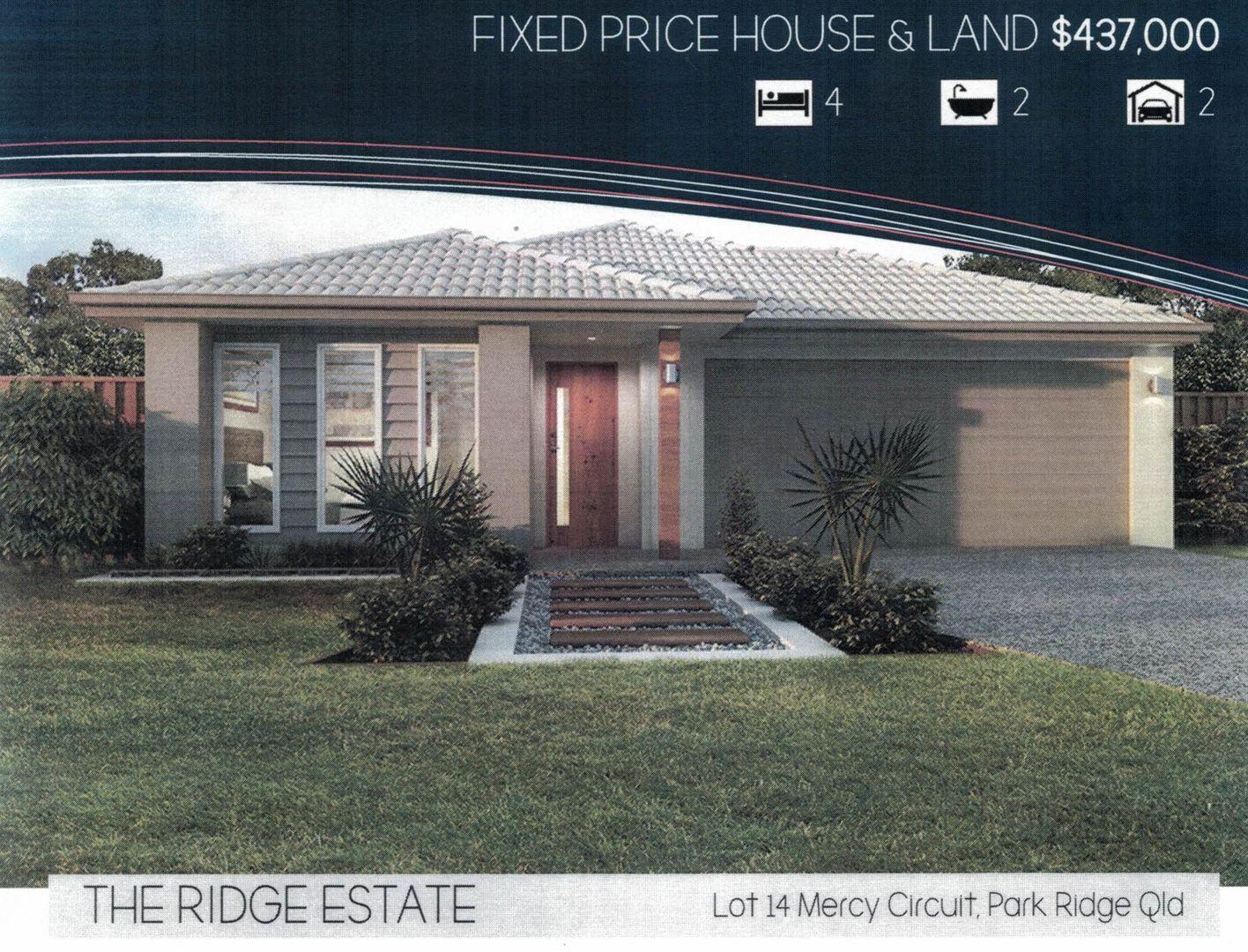 14 Mercy Circuit, Park Ridge QLD 4125, Image 0