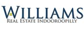 Logo for Williams Real Estate Indooroopilly