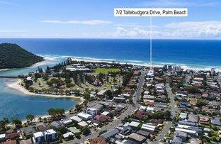 Picture of 7/2 Tallebudgera Drive, Palm Beach QLD 4221