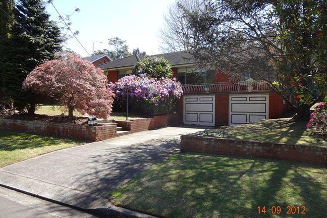 Picture of 8 Lamorna Avenue, BEECROFT NSW 2119