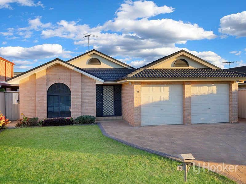 18 Stave Place, Kellyville Ridge NSW 2155, Image 0