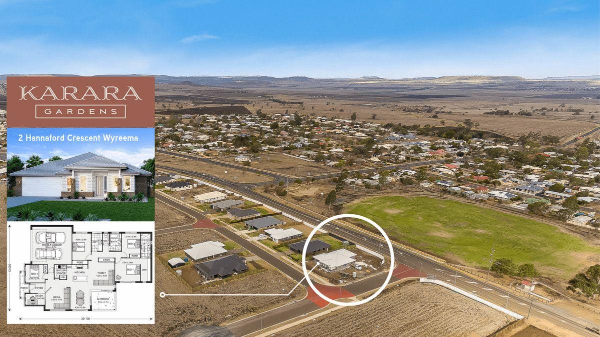 2 Hannaford Crescent, Wyreema QLD 4352, Image 1