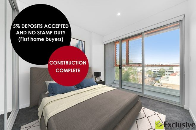 Picture of G01/19-23 Short Street, HOMEBUSH NSW 2140