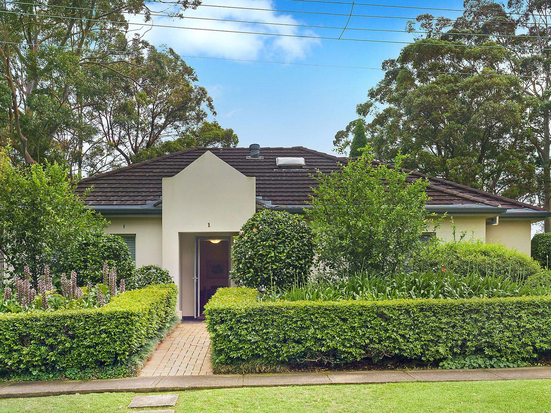 1/2 Canberra  Avenue, Turramurra NSW 2074, Image 0