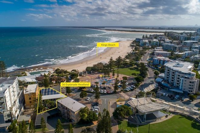 Picture of 36 Esplanade Headland, KINGS BEACH QLD 4551