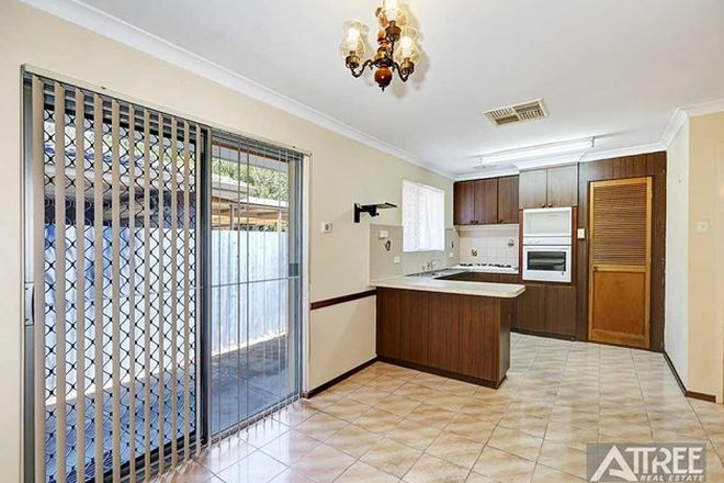 Picture of 46 Helena Crescent, THORNLIE WA 6108