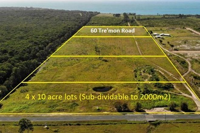 Picture of 60 Tre'mon Road, BOORAL QLD 4655