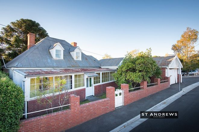 Picture of 4 Crelin Street, BATTERY POINT TAS 7004