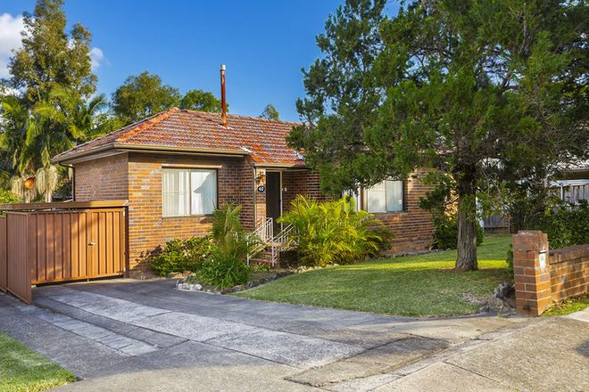 Picture of 40 Correys Avenue, CONCORD NSW 2137
