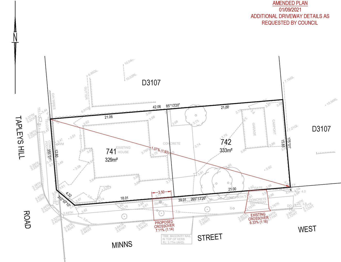Lot 1A & 1B Cnr Minns Street West & Tapleys Hill Road, Seaton SA 5023, Image 1