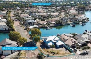 Picture of 27 Quarterdeck Drive, Banksia Beach QLD 4507