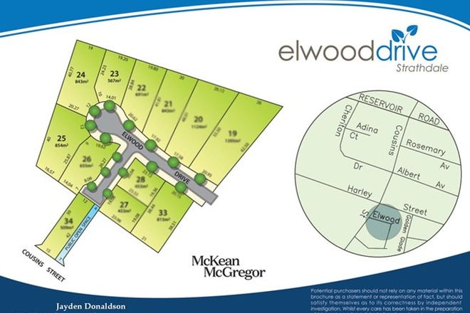 Picture of Lot 25 Elwood Drive, STRATHDALE VIC 3550