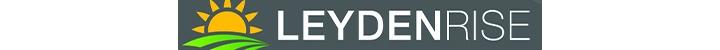 """Branding for """"Leyden Rise"""""""