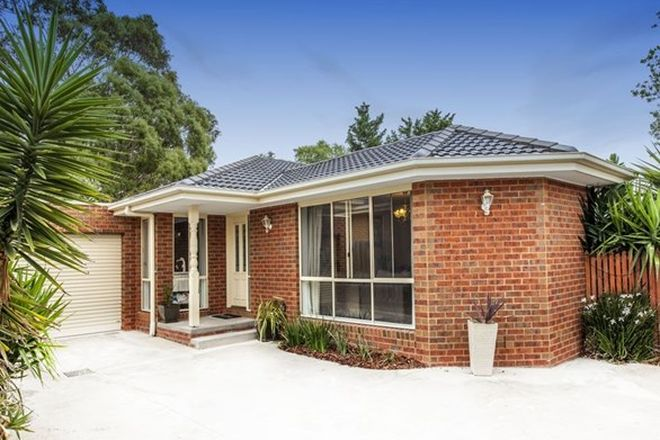 Picture of 31A Kimberley Drive, CHIRNSIDE PARK VIC 3116