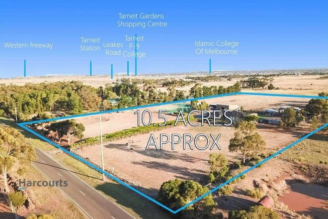 Picture of 1407 Dohertys Road, MOUNT COTTRELL VIC 3024