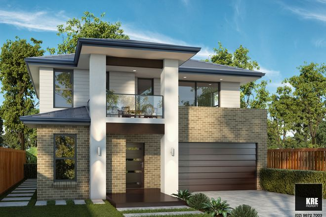 3 New Home Designs for Sale in Schofields, NSW, 2762 | Domain