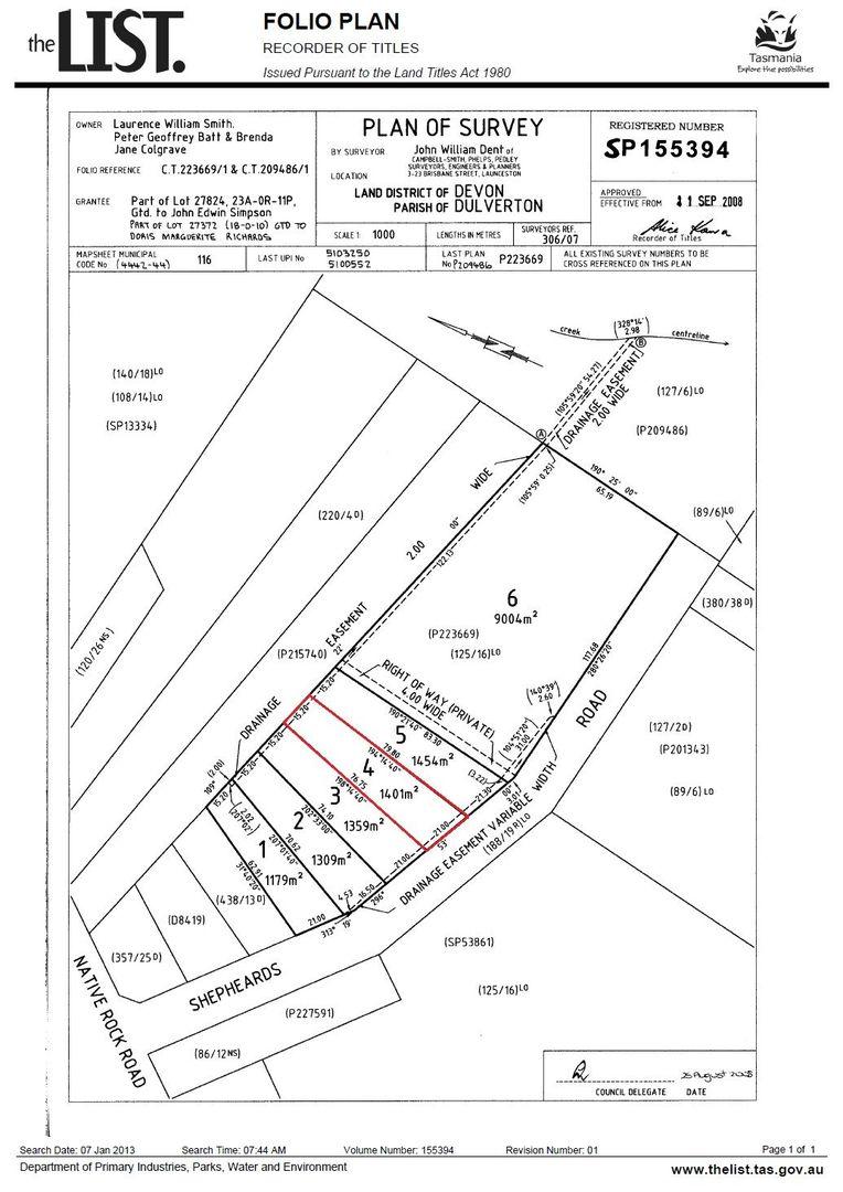 11 Shepheards Road, Railton TAS 7305, Image 0