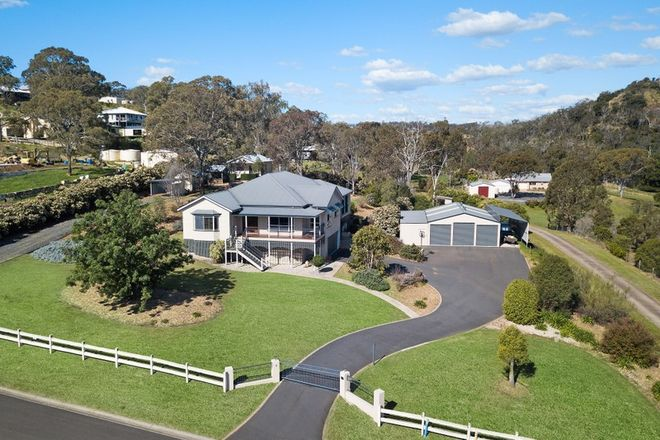 Picture of 9 Graham Drive, VALE VIEW QLD 4352