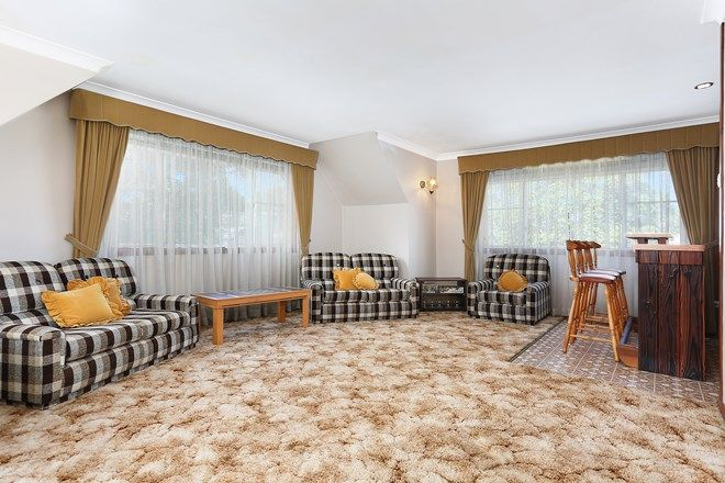 Picture of 33 Myrna Road, STRATHFIELD NSW 2135