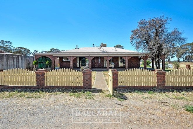 Picture of 661 Middle Road, DUNOLLY VIC 3472