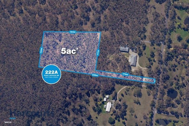 Picture of 222a Post Office Road, SMYTHES CREEK VIC 3351