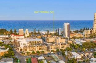 Picture of 206/1 Toombul Avenue, Miami QLD 4220