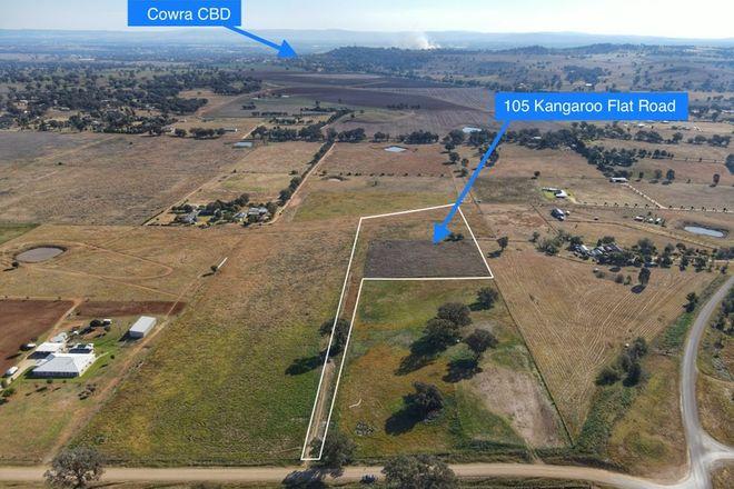Picture of Lot Lot/105 Kangaroo Flat Road, COWRA NSW 2794