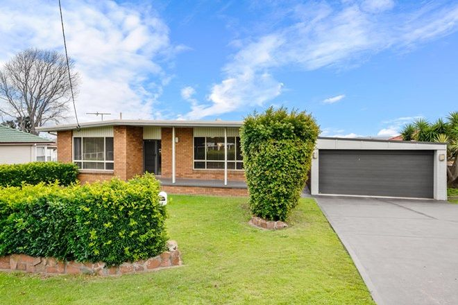 Picture of 24 Hiland Crescent, EAST MAITLAND NSW 2323
