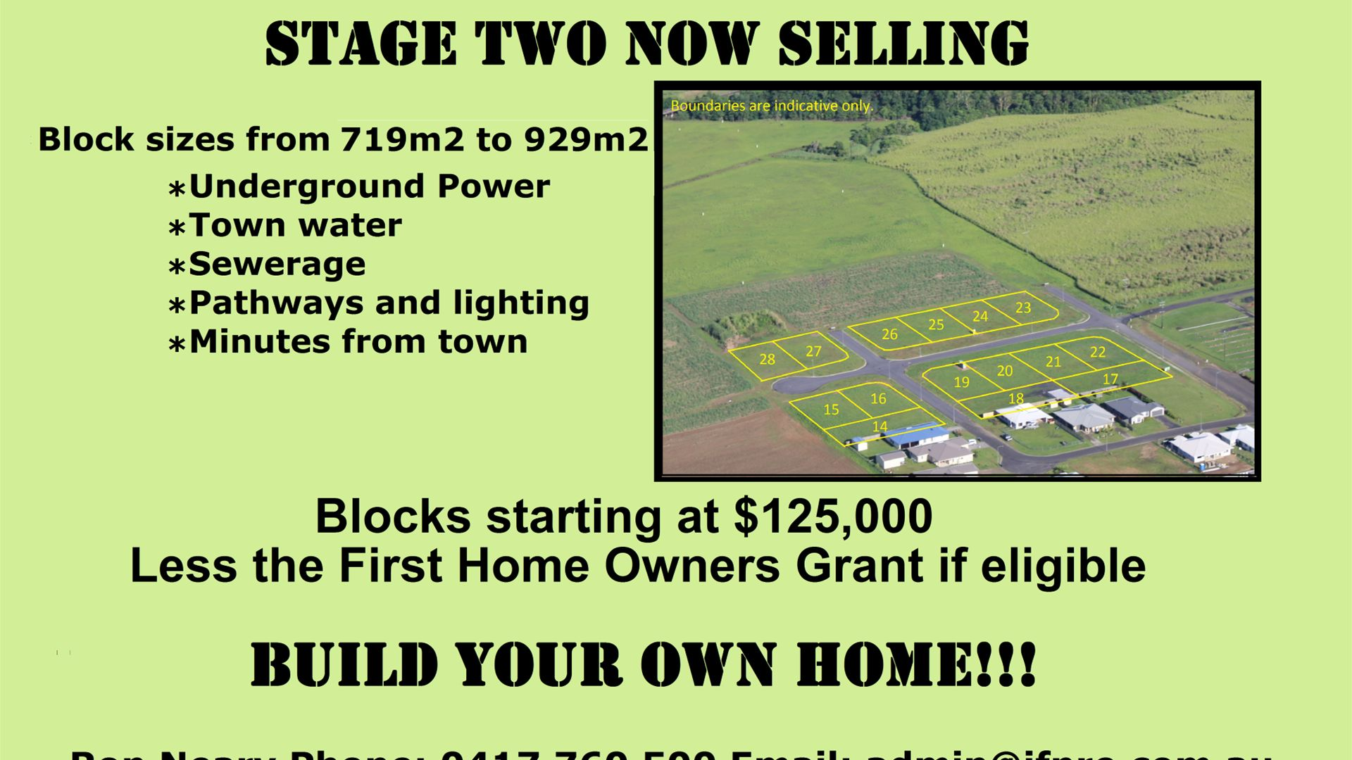 LOT 25 Mountain View Estate, Mighell QLD 4860, Image 1