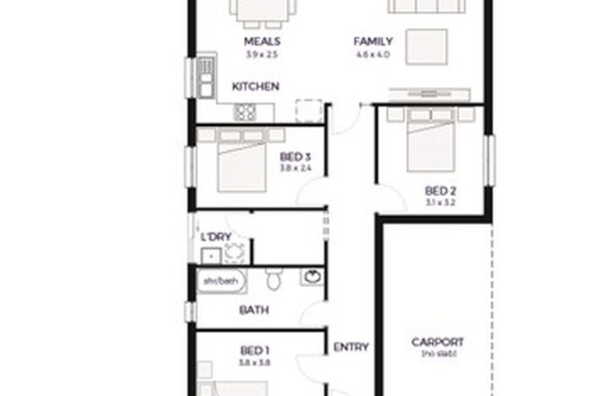 Picture of Lot 1068 Burnlea Parade, BLAKEVIEW SA 5114