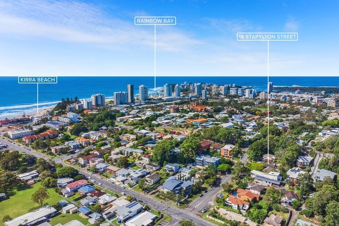 Picture of 18 Stapylton Street, COOLANGATTA QLD 4225
