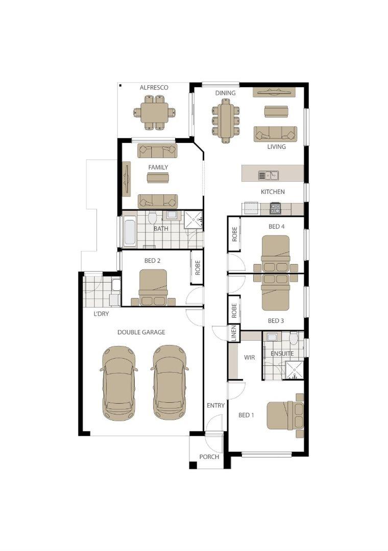Lot 72 Flinders Pocket Estate , Flinders View QLD 4305, Image 2