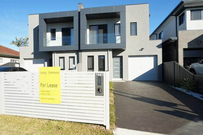 Picture of 27A Kihilla Street, FAIRFIELD HEIGHTS NSW 2165