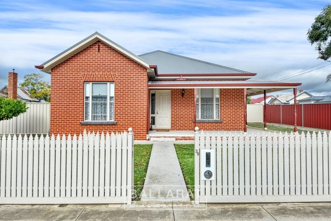 Picture of 30 Napier Street, MARYBOROUGH VIC 3465