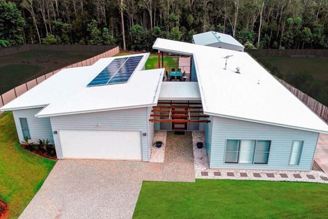 Picture of 79 Springburn Drive, GLASS HOUSE MOUNTAINS QLD 4518