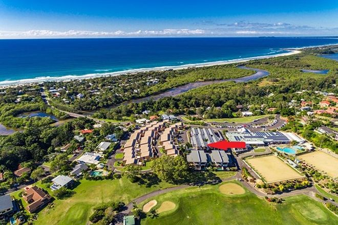 Picture of 6/1 Langi Place, OCEAN SHORES NSW 2483