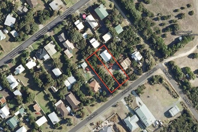 Picture of 59 Pitcher Street, PORT CAMPBELL VIC 3269
