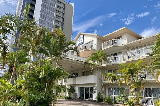 Picture of 406/2007 Gold Coast Hwy, MIAMI QLD 4220