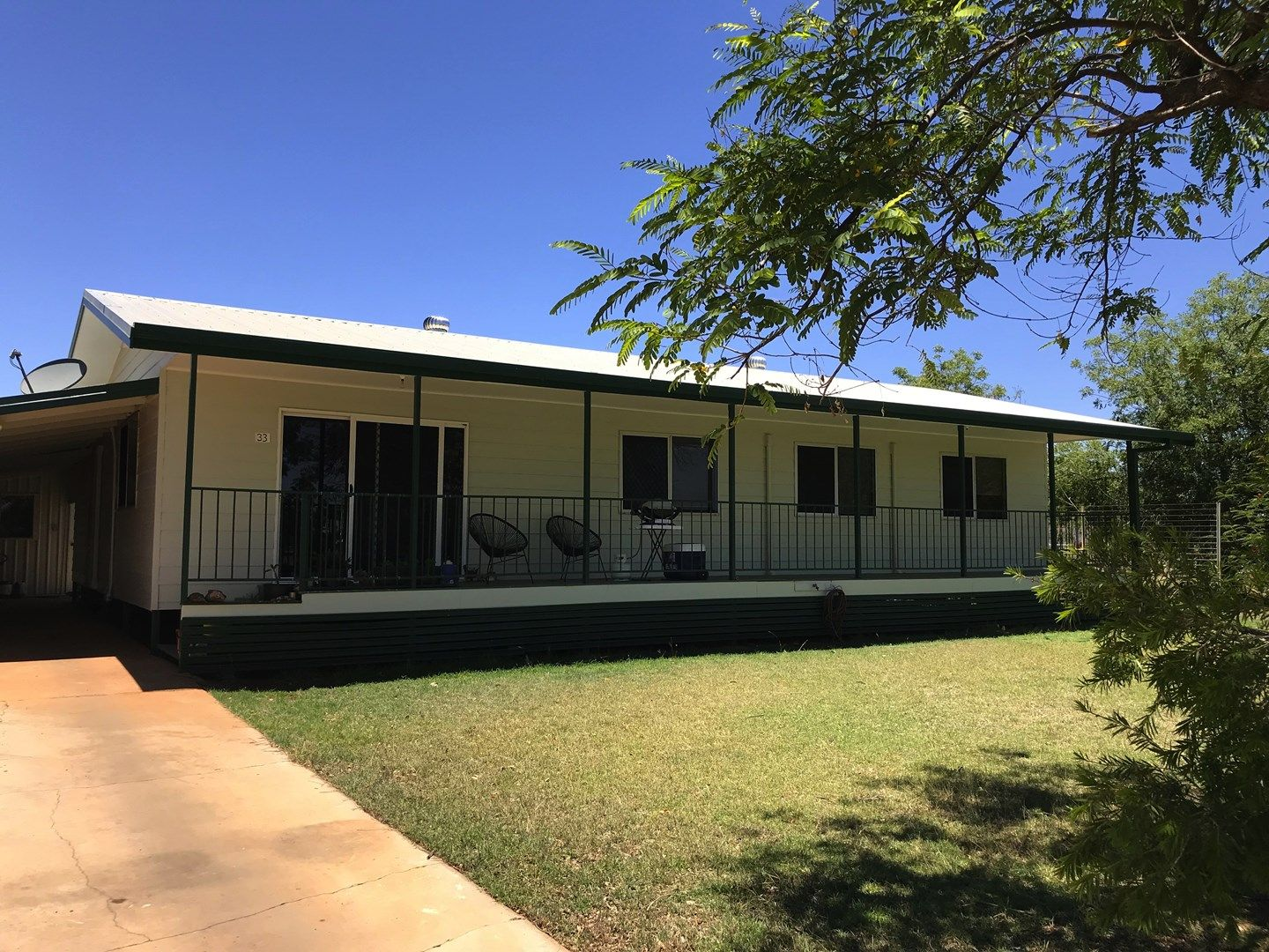 33 Perkins St, Cloncurry QLD 4824, Image 0