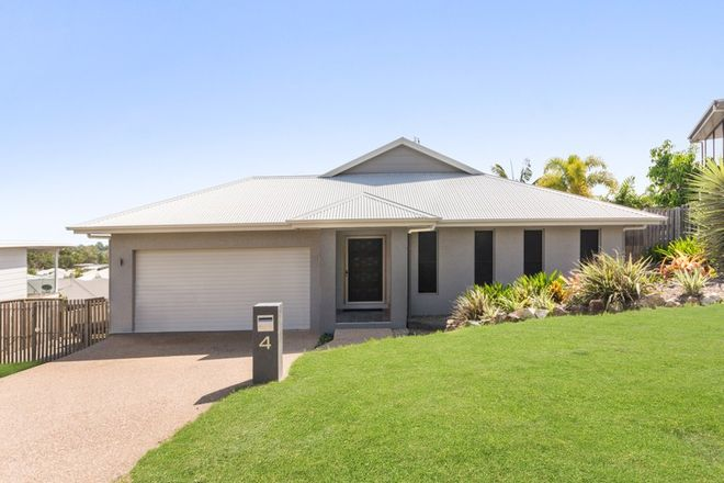 Picture of 4 Harrier Court, BUSHLAND BEACH QLD 4818