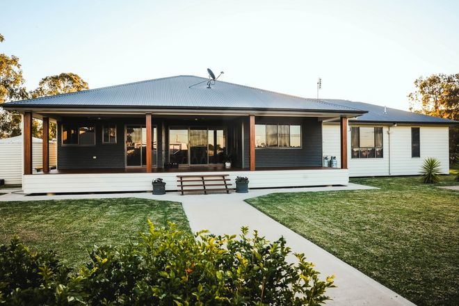 Picture of 223 Branch Creek Road, DALBY QLD 4405