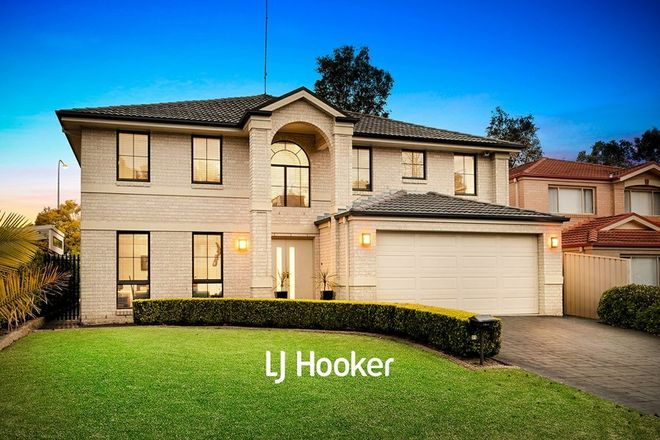 Picture of 31 Greyfriar Place, KELLYVILLE NSW 2155