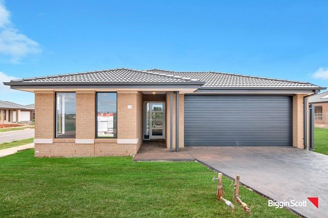 Picture of 1 Milton Place, STRATHTULLOH VIC 3338